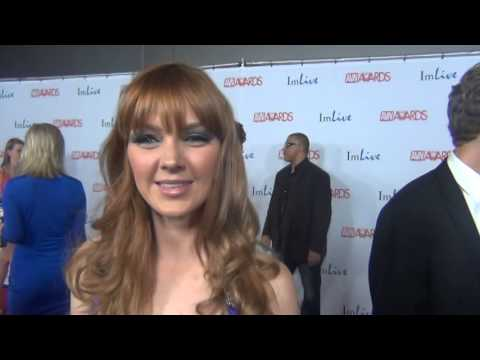 2014 AVN AWARDS  red carpet las vegas