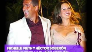 Michelle Vieth y Héctor Soberón SE REENCUENTRAN 13 AÑOS DESPUÉS!