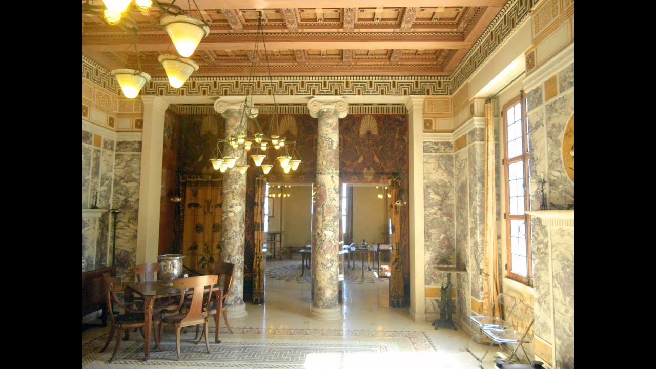 villa kerylos 224 beaulieu en photos sur chansons grecques