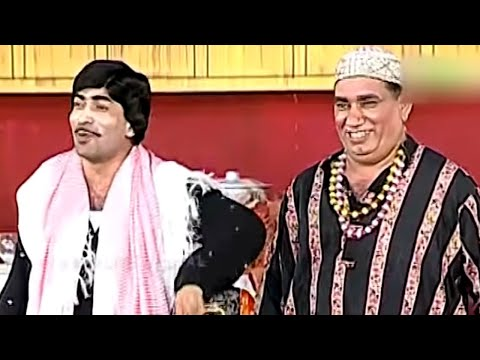 Best Of Agha Majid and Sajab Abbas New Pakistani Stage Drama Full Comedy Clip: