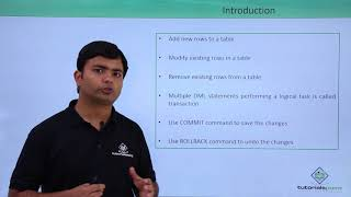 Oracle - SQL - Data Manipulation Language
