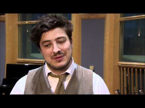 Marcus Mumford's Official 'Brave' Interview - Celebs.com