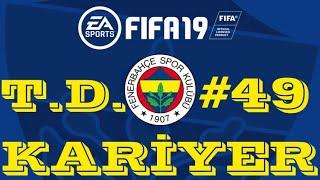 JUVE VE GS RÖVANŞI ! FIFA 19 KARİYER MODU #49