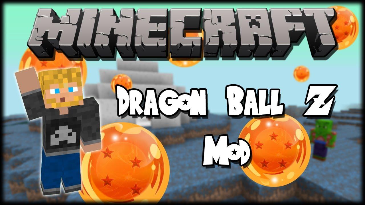 Dragon Ball 2 Minecraft Mod 54 Mod 1 Z