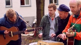 Ewert And The Two Dragons - Good Man Down ♫ Backyard Acoustics