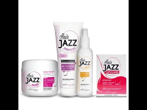 Hair Jazz Test Rtl