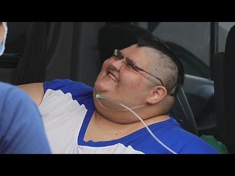 L'homme le plus gros du monde va être opéré