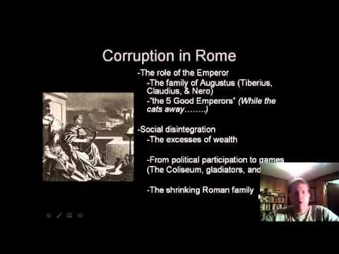 Fall of Rome Lecture 4b