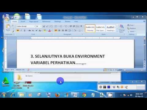 Cara Hapus Java Runtime Environment