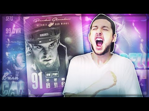 LEGEND PULLS! NEW FLASHBACK SETS! NHL 18 PACK OPENING!