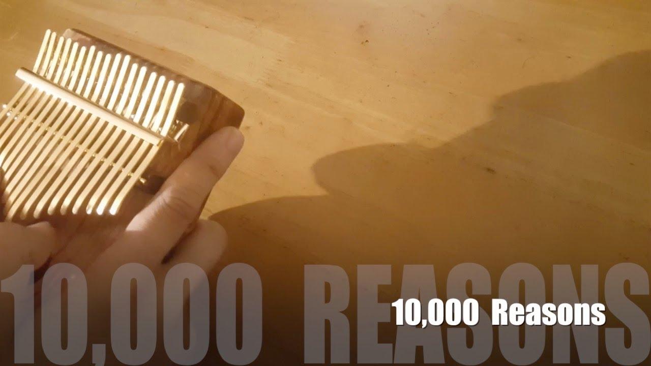 10,000 Reasons ( Bless the Lord )千萬個理由- Matt Redman ( Kalimba