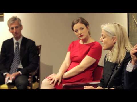 Art Preservation Panel Discussion -- Highlights