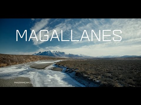 The magnificent landscape of Magallanes