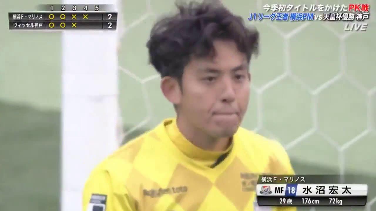 Soccer PK like a Tale!?