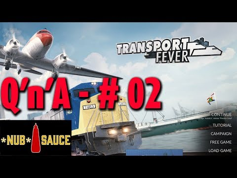 Transport Fever - QnA 2 - Does Tractive Effort have any impact?