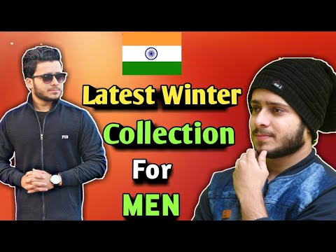 Latest Winter Fashion Collection For Indian Men Hindi | Winter Fashion Trends Boys