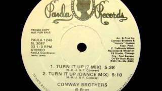 Conway Brothers -- Turn It Up