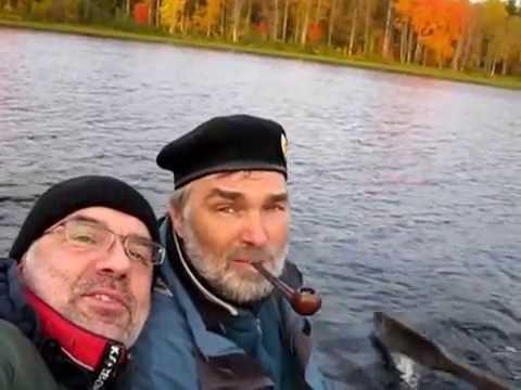 архангельская область кожозеро рыбалка