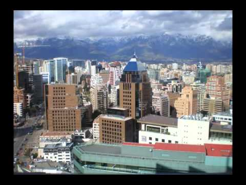 SANTIAGO DE CHILE -THE BEST PLACE TO GO IN 2011                 by sebastian