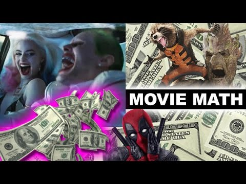 Box Office for Suicide Squad, Warner Bros DCEU Movies