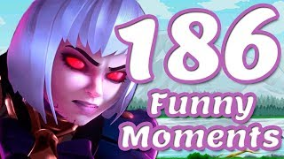 Heroes of the Storm: WP and Funny Moments #186