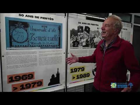 Exposition « 50 ans de fierté depuis Stonewall »