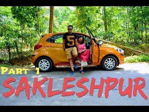 Bangalore to Sakleshpur Road Trip Part 1 | Tiago |
