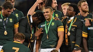 All Springbok Tries at Rugby World Cup 2015