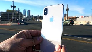 iPhone X - Adventure Tested Review