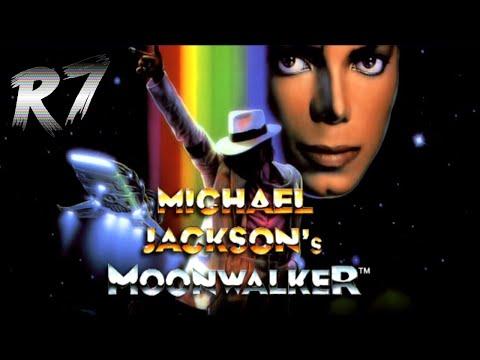 Michael Jackson's Moonwalker Arcade Longplay [HD 60FPS]