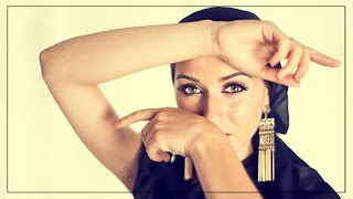 видео Как сделать восточный макияж глаз как у жади