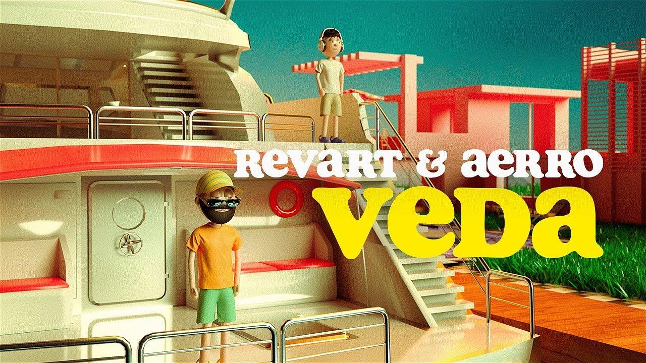 Download Revart ft. Aerro - veda (Lyric Video)