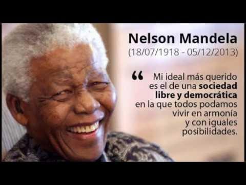 Curiosidades Y Frases Sobre Educación De Nelson Mandela