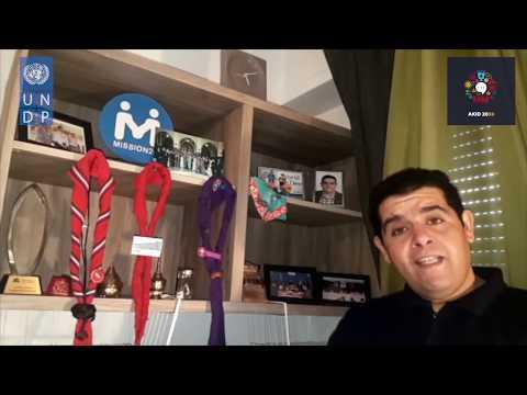 AKID2030 - Message de solidarité de Khalil Raihani
