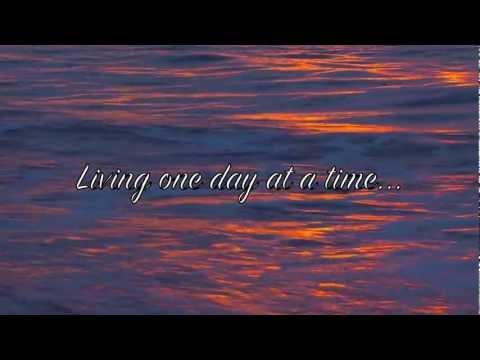 Serenity Prayer  -  (Natural Ocean Sounds And Clair De Lune)