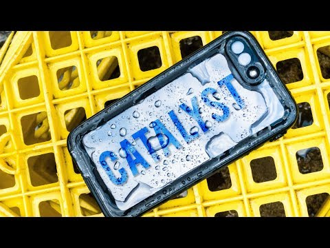 Catalyst Case for iPhone 7 Plus – Review – Best waterproof iPhone 7 case!