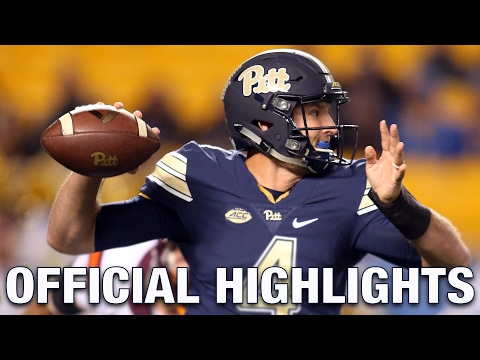 Nathan Peterman Official Highlights | Pitt Panthers Quarterback