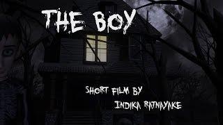 """The Boy"" - Animated Halloween Short Film"