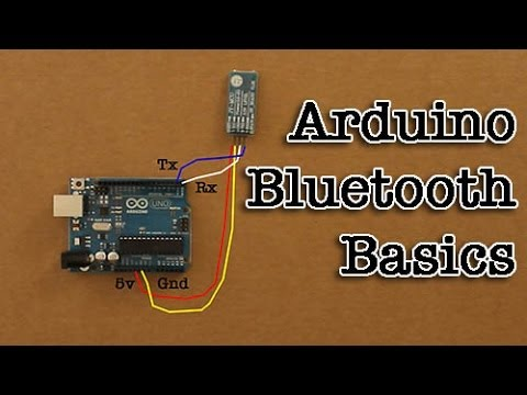Arduino Bluetooth Basics
