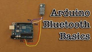 Arduino Bluetooth أساسيات