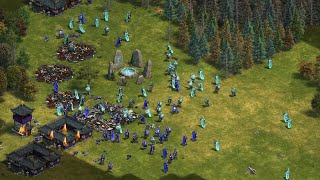 Age of Empires DE- Romans vs Choson DM