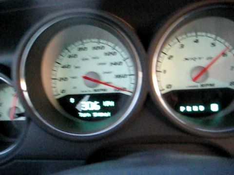 Velocity-Cars Dodge Challenger SRT-8 High Speed Autobahn - YouTube