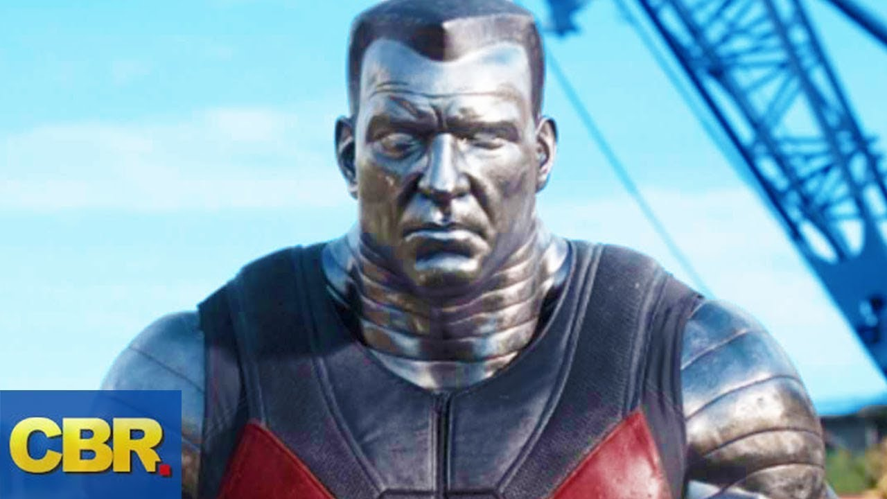 Download What People Forget About Marvel's Colossus
