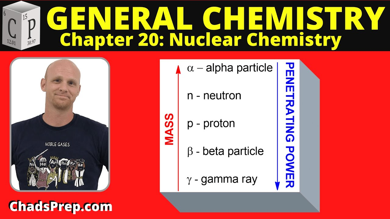 20.1 Introduction to Nuclear Chemistry and Trends in Radioactivity