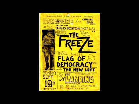 The Freeze Harrisburg, PA September 18th 1983