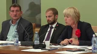Sedinta ordinara a Consiliului Judetean Maramures din 29.08.2018