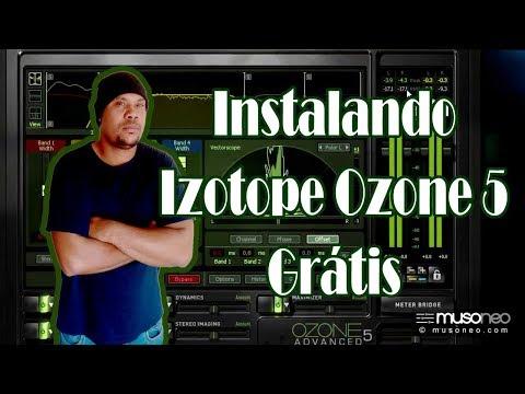 Izotope Ozone 5 Grátis   Plugin De Masterização