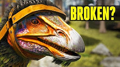 56 HOUR TAME! 😖 THERIZINO RUINED HERBIVORES!!! (Ark: Survival  Evolved 253) Therizinosaurus