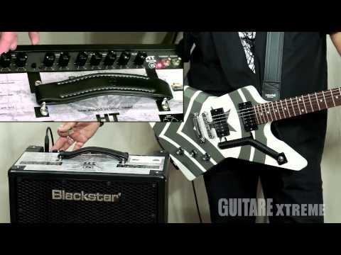 Test: Blackstar HT Metal 5 - Guitare Xtreme Magazine #59 (DVD)