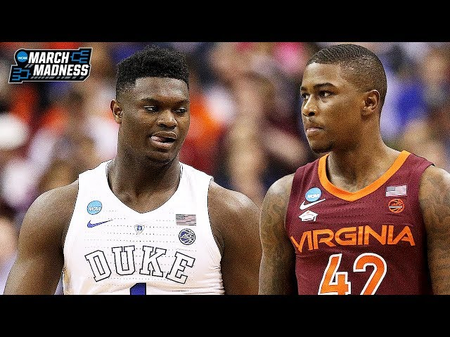 Virginia Tech vs Duke Game Highlights - March 29, 2019   2019 NCAA March Madness Sweet 16